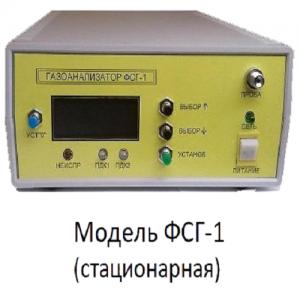 Газоанализатор ФСГ-1 стационарный АНАТЭК